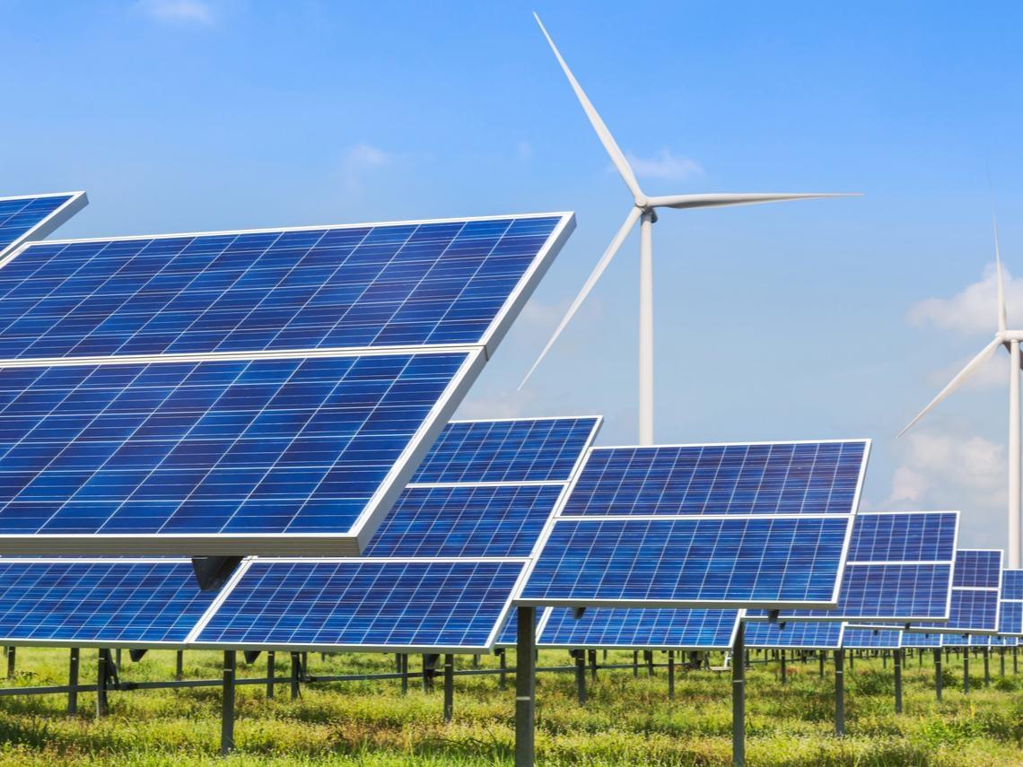 奧運再生能源準備不延期 東京主場館的透明太陽能板 滋養草坪又能發電
