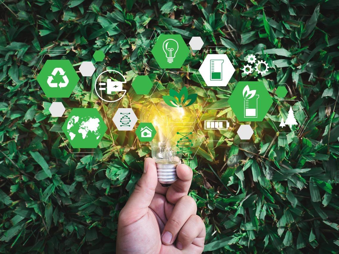 綠色金融:一個重新觀看世界和投資的角度