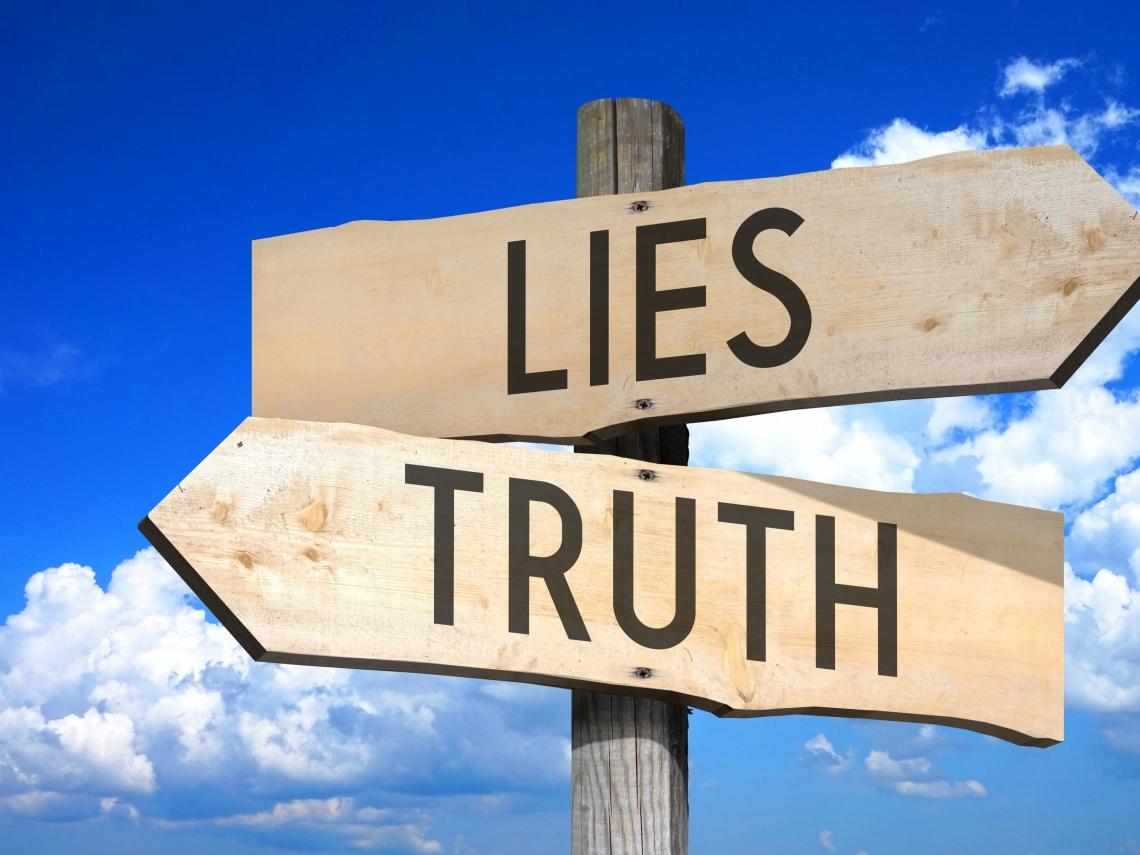 常常對自己內心說謊的原因來自於它