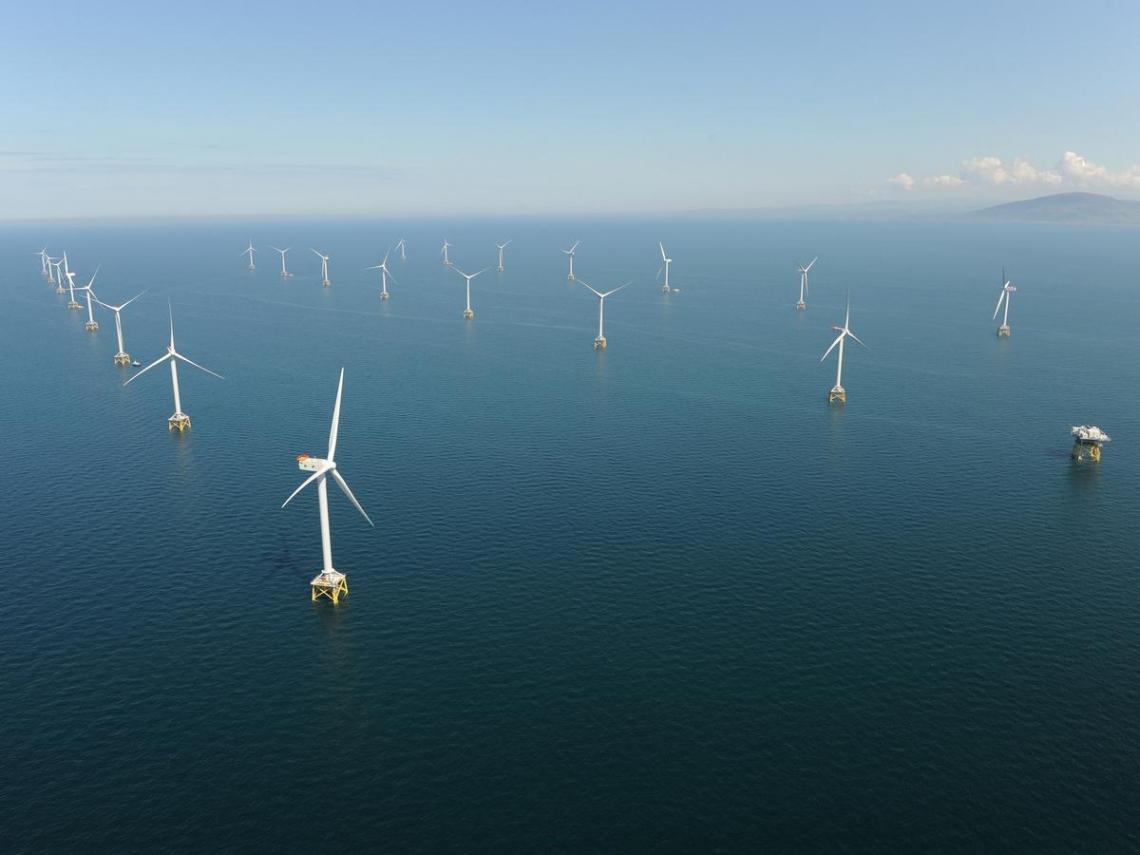 「海龍離岸風電計畫」放眼未來 國際大廠聯手推升臺灣綠能產業鏈成亞太出口中心