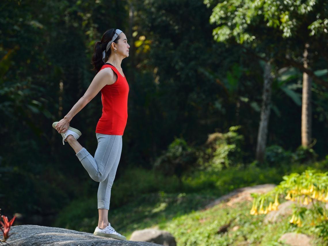 更年期骨質流失更快,40歲起防骨鬆!白雁:練氣功強化骨骼、改善體虛