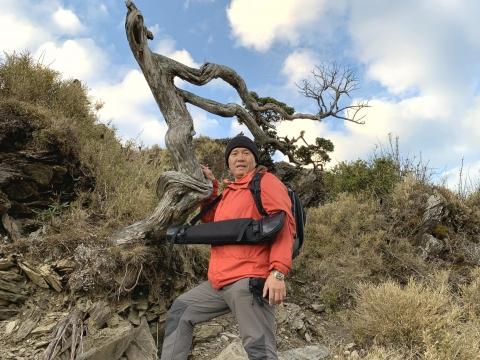 「想看星星嗎?邱教官帶你去!」特戰教官愛上合歡山,退休變高山導覽員更快樂