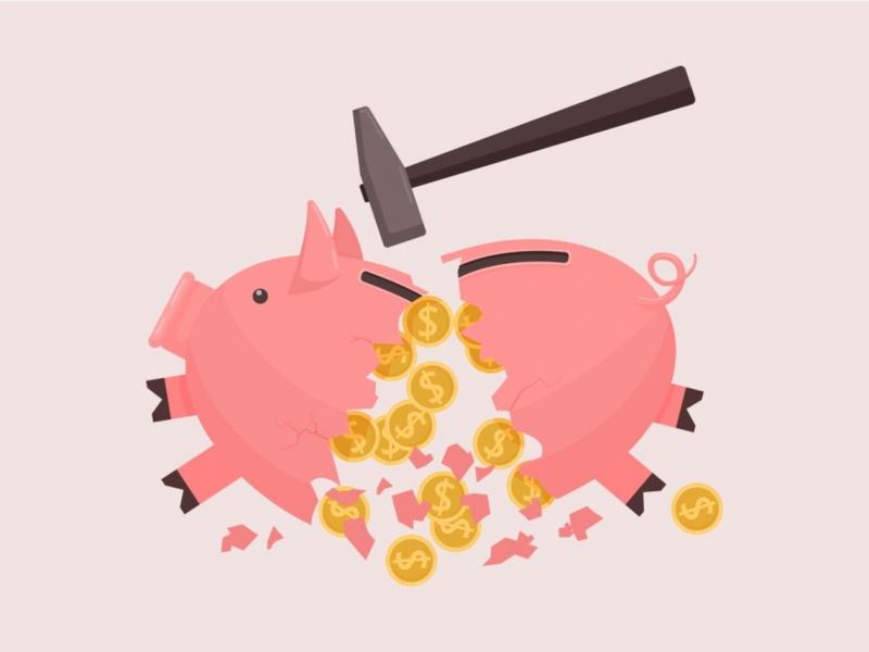 認真存錢反而變更窮?月賺30萬,前銀行員用實例告訴我們:想變有錢的前提,先把存款歸零!
