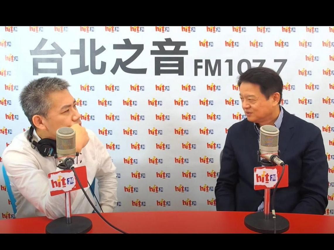 周錫瑋認同「國民黨一堆窩囊廢」 直言:在野黨無能,不要去怪執政黨