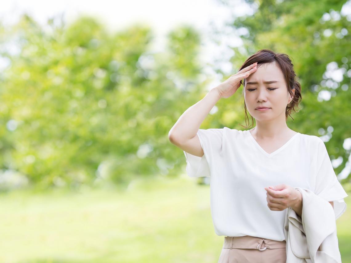 頭暈頭痛,是中暑還是熱衰竭?牢記急救步驟、注意不曬太陽也中暑的6個原因