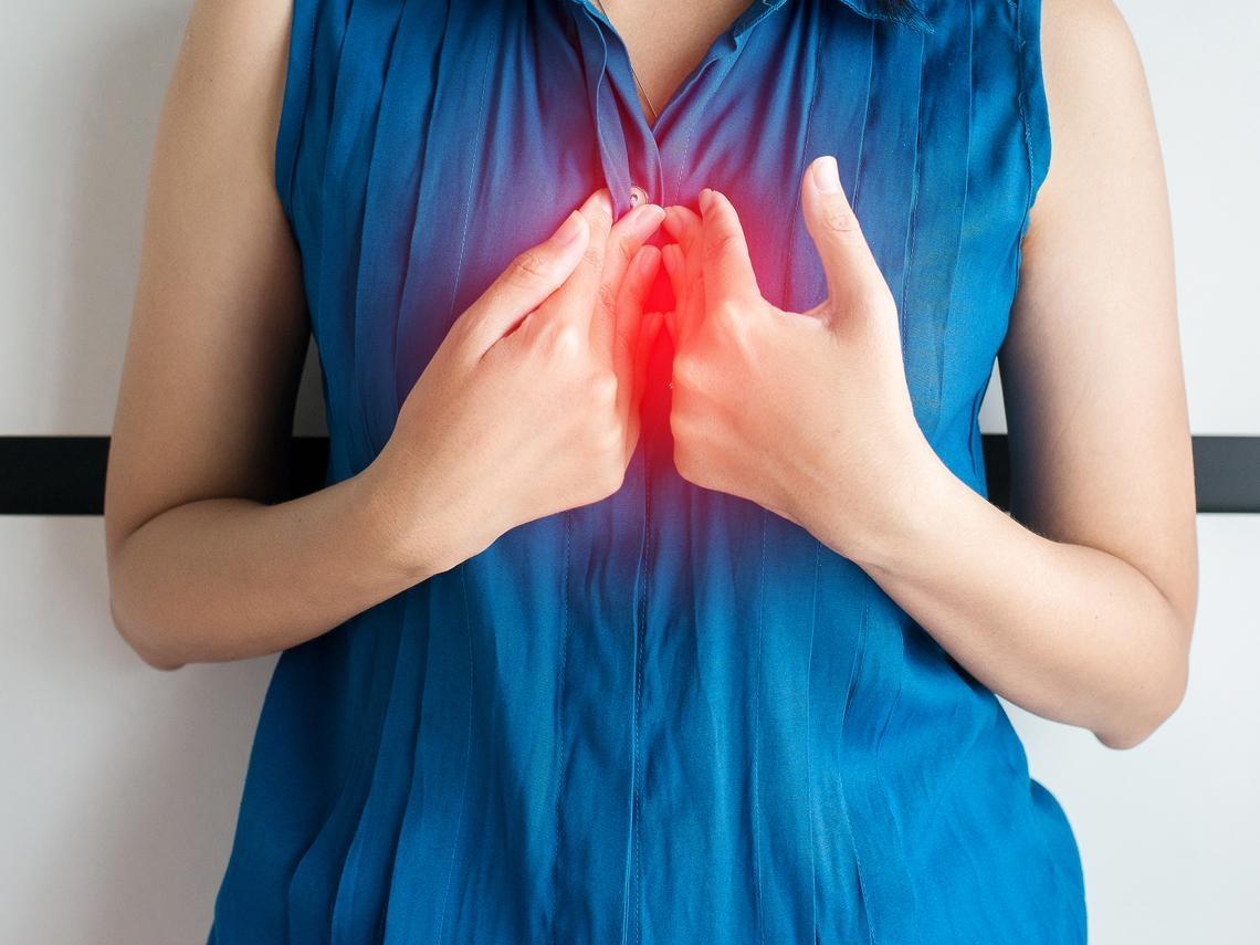 胃食道逆流20年,檢查發現癌前病變 醫師:3招保養遠離食道癌