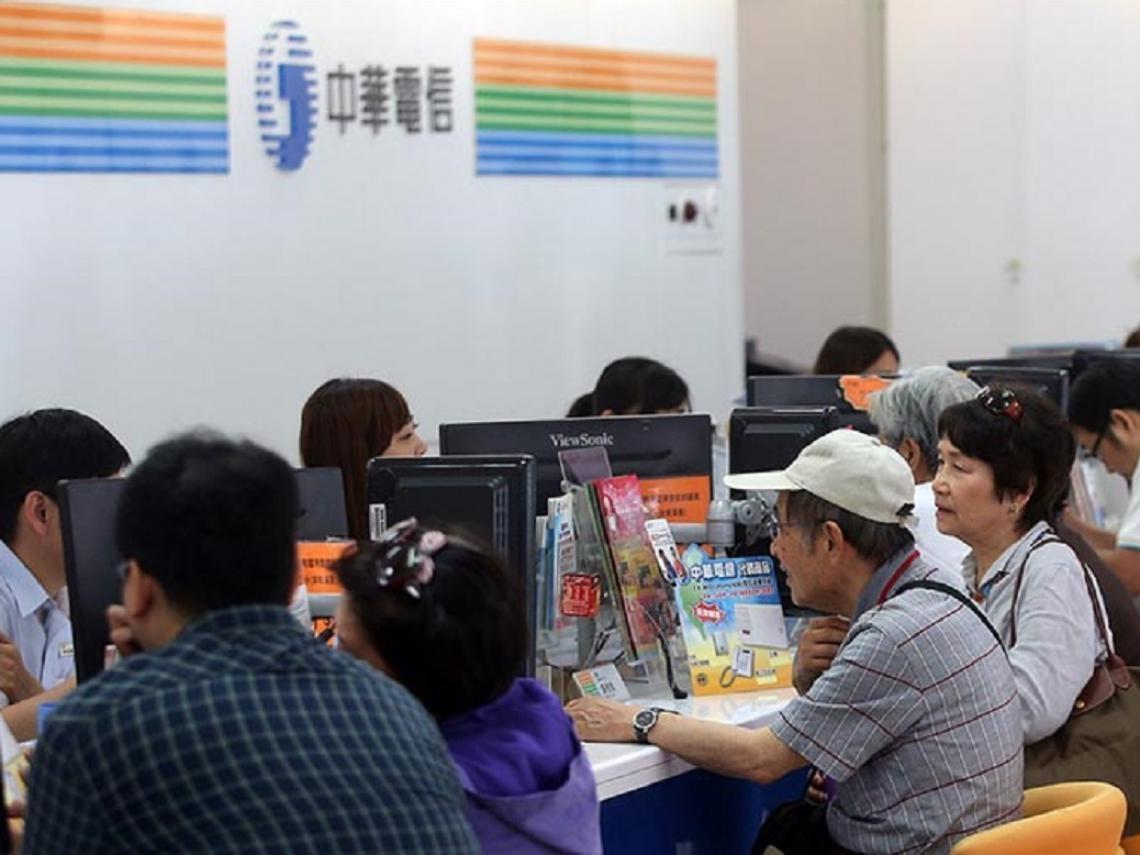 中華電招手新鮮人 8月徵才600名基層員工