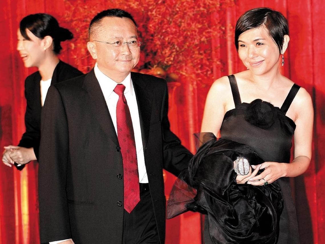 王子公主童話落幕!歌手張清芳驚傳與「投資銀行教父」宋學仁離婚