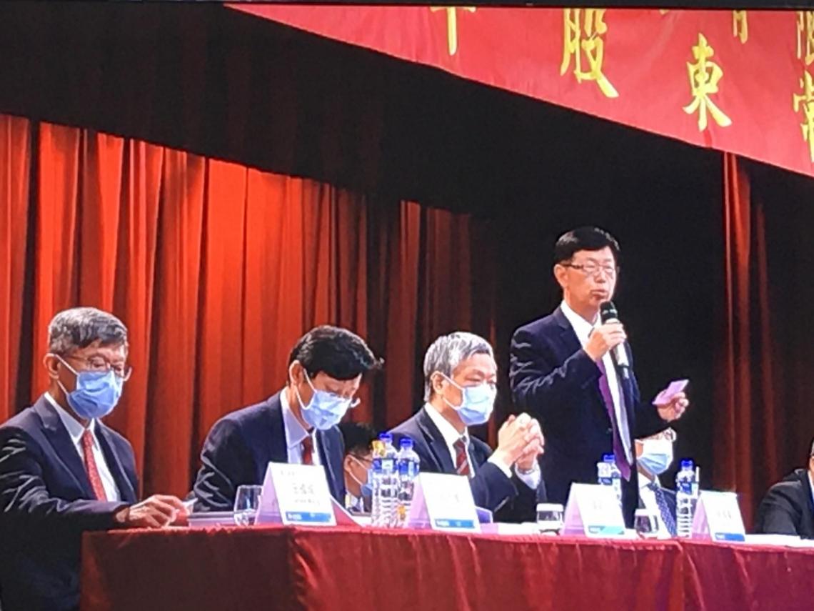 郭董接班人反駁「鴻海獲利倒退20年」說法 劉揚偉:這是大大錯誤!