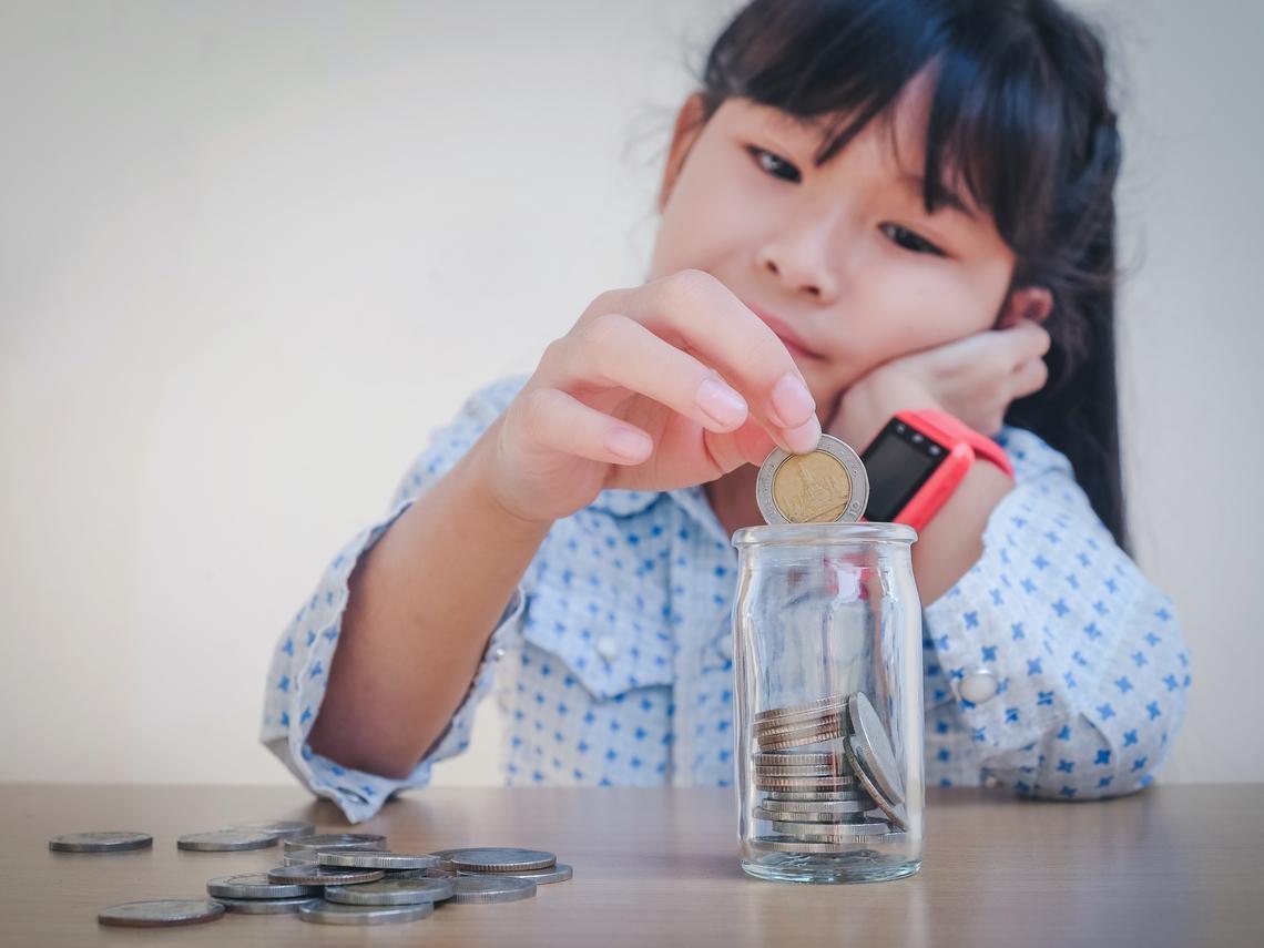 讓孩子一輩子不缺錢!父母給孩子最好的禮物:5個問題打造基礎金錢觀