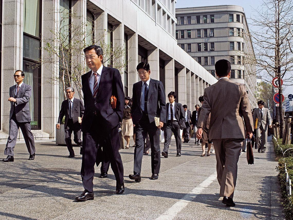 設預警機制、開放自由競爭 日本政府調出保險業好體質