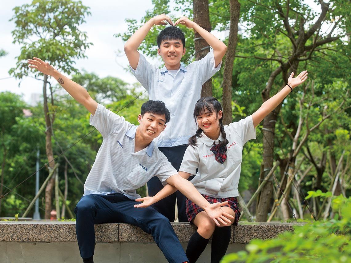 長照、心理假  青年這樣愛台灣