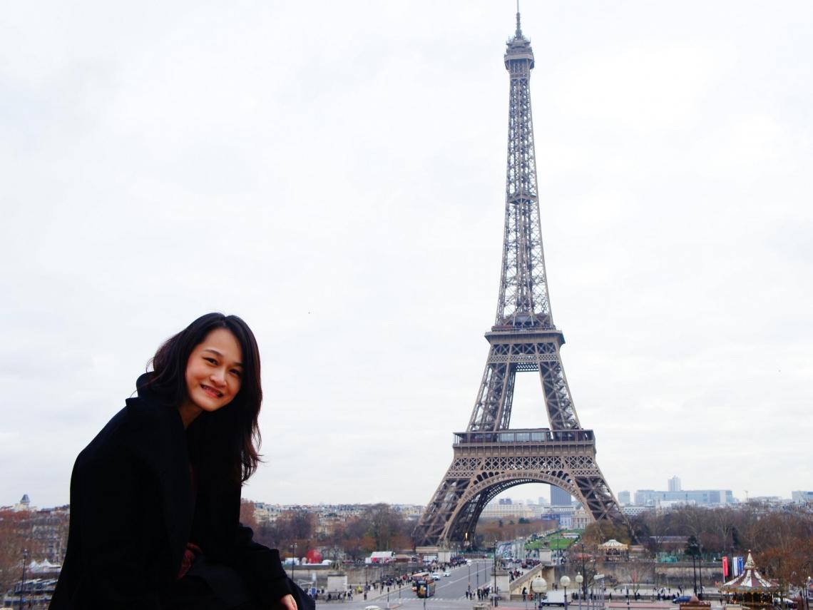 Gap year養成海外工作動機,她靠好英語成銀行儲備外派人才