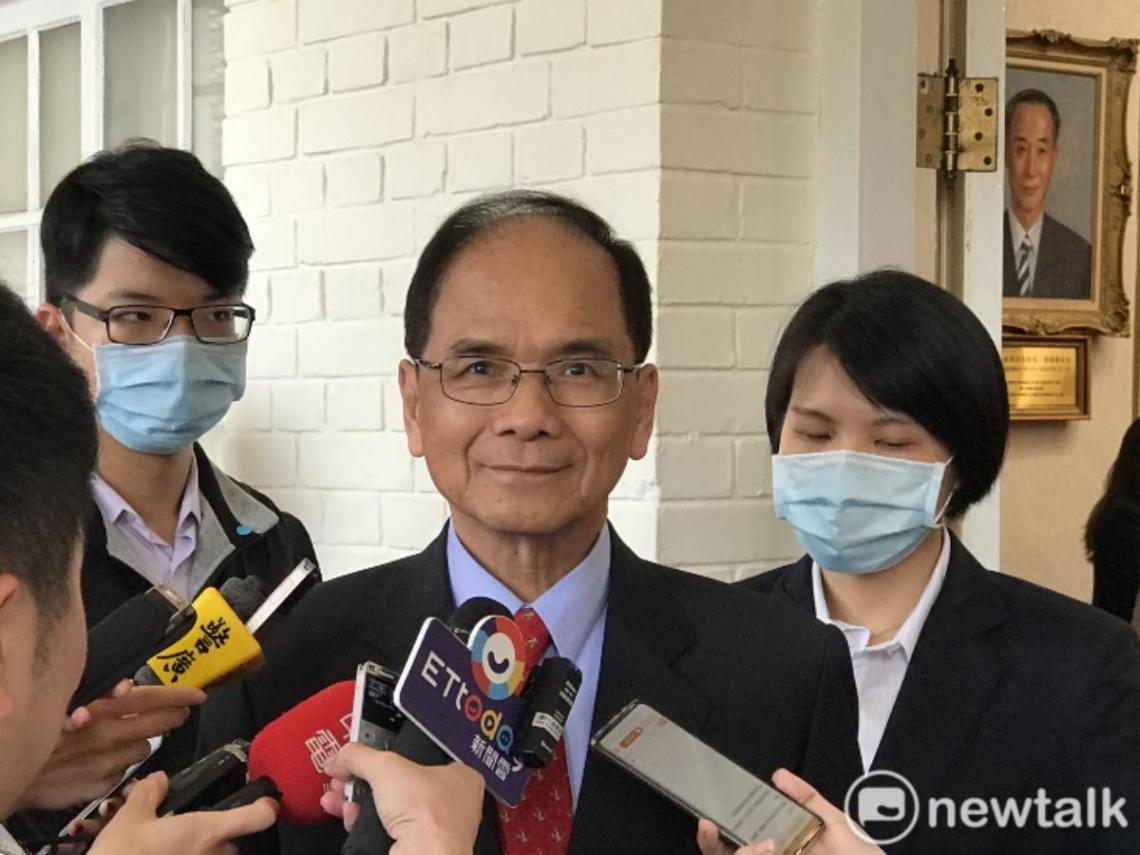 國民黨團闖立院議場提「撤換陳菊」 游錫堃回應了.....
