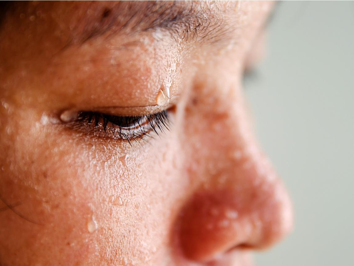 汗很大顆、有味道...流錯汗是生病前兆!日本汗博士教你5個方法判斷:你流的是好汗還是壞汗?