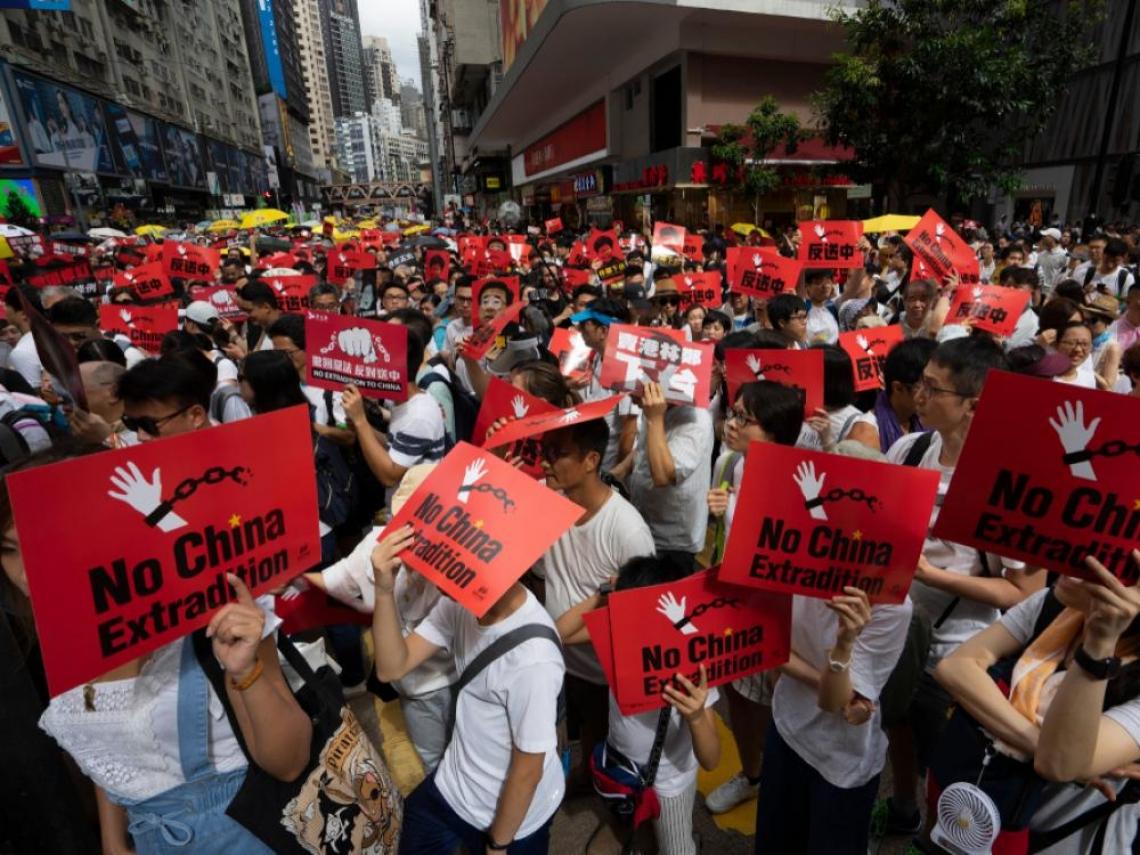 深夜公布「港版國安法」細則 港府可要求台灣政治性組織提供涉港資料