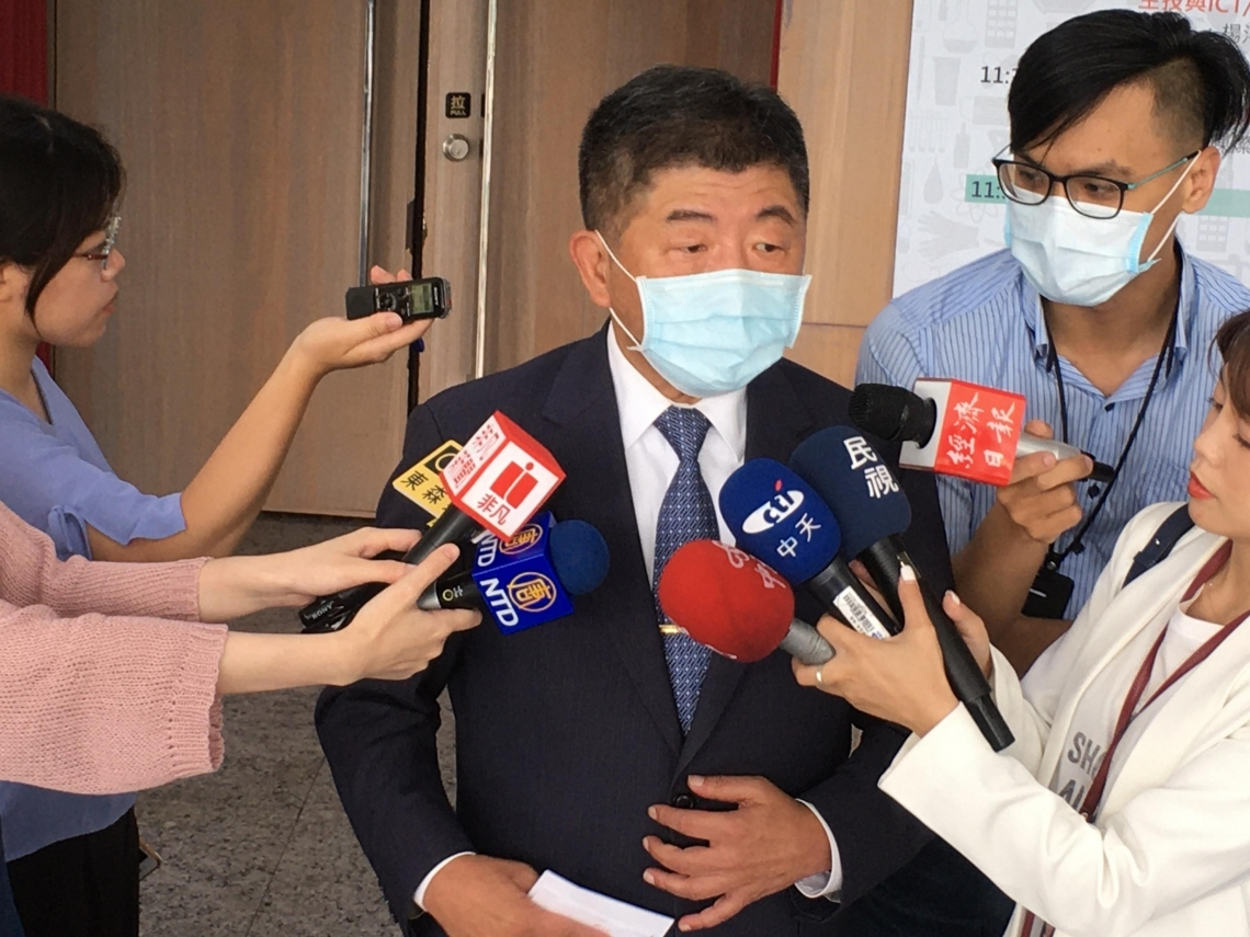 「台灣抗疫這麼好,為何疫苗無法世界第一?」 陳時中:因為沒做到這件事