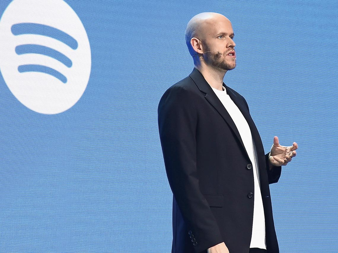 蘋果、亞馬遜夾殺  Spotify為何股價急漲80%