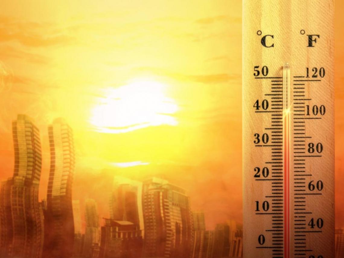 今高溫上看37度!下週五前都是酷熱天氣 吳德榮:小心午後局部雷陣雨