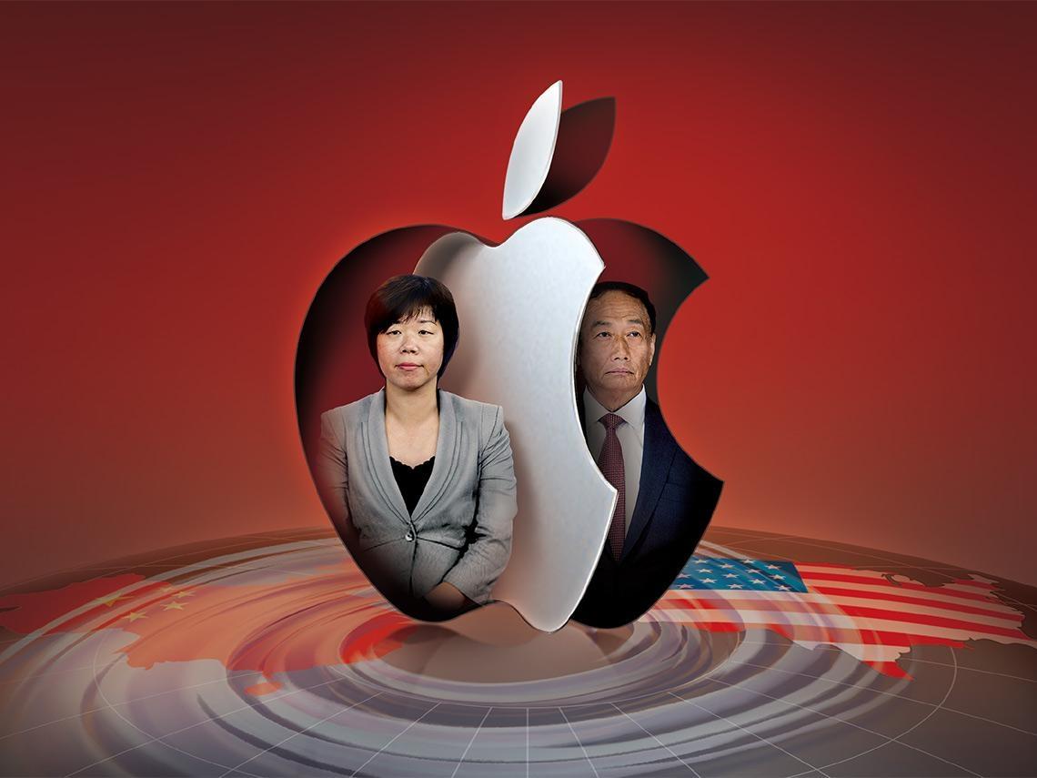 獨家》「郭台銘們」的夢魘!被迫在蘋果辦公室「指腹為婚」 立訊董事長王來春剖析敵我優勢