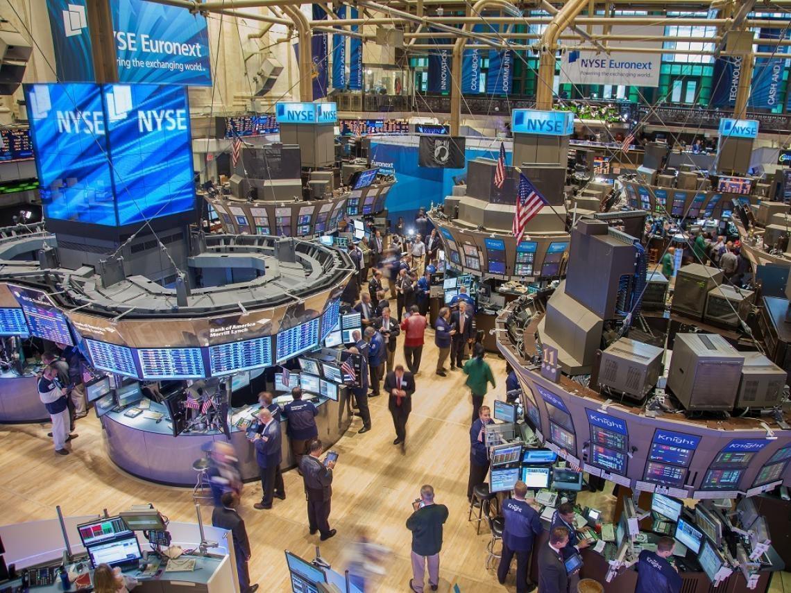 〈美股盤後〉Fed維持近零利率 鮑爾一句話激勵美股收紅
