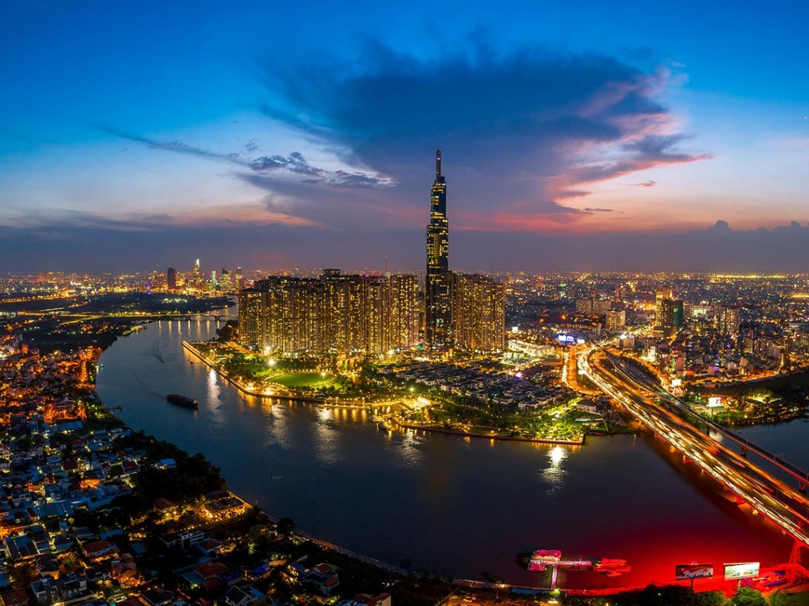 越南黃金十年啟動 投資甜蜜點已到