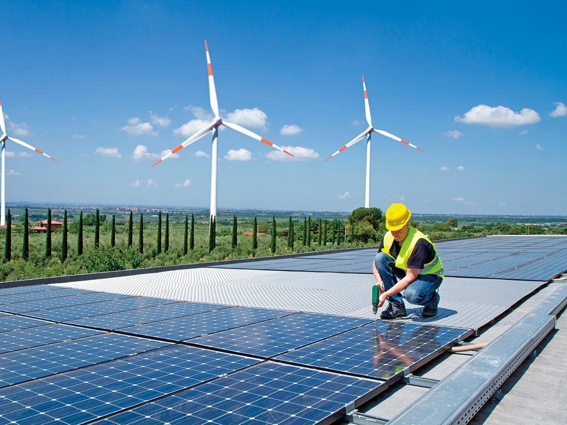 為「地球發燒」避險!替代能源基金快速升溫