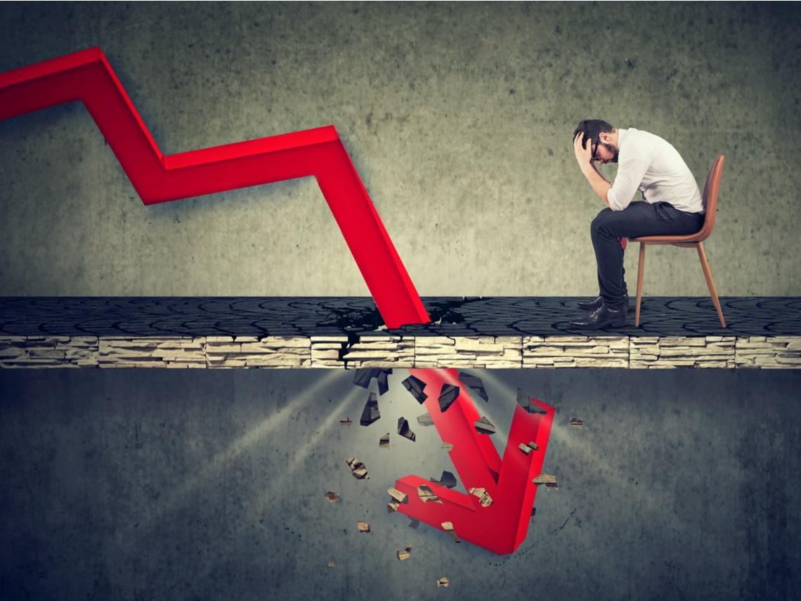 公司沒獲利,股價卻一路飆?我從賺40%到大虧60%的慘痛教訓:永遠別相信市場會有例外