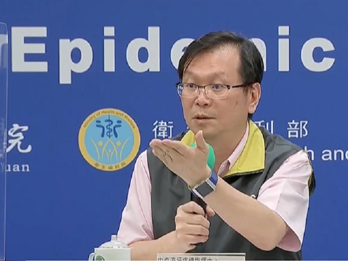馬來西亞「台灣移入」確診案例 莊人祥:會列本土案例調查