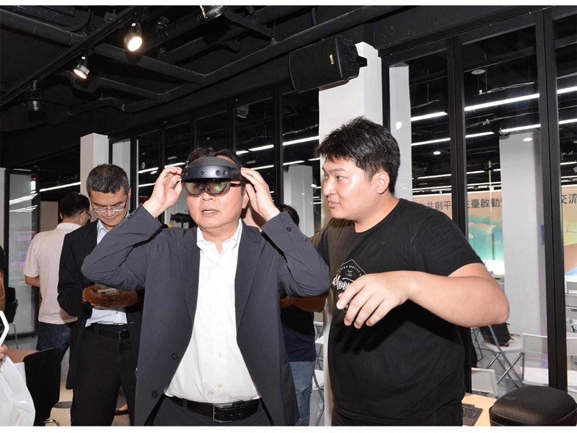 2020臺灣數位雙生元年!資策會領眾廠商 目標創造臺灣數位產業新革命