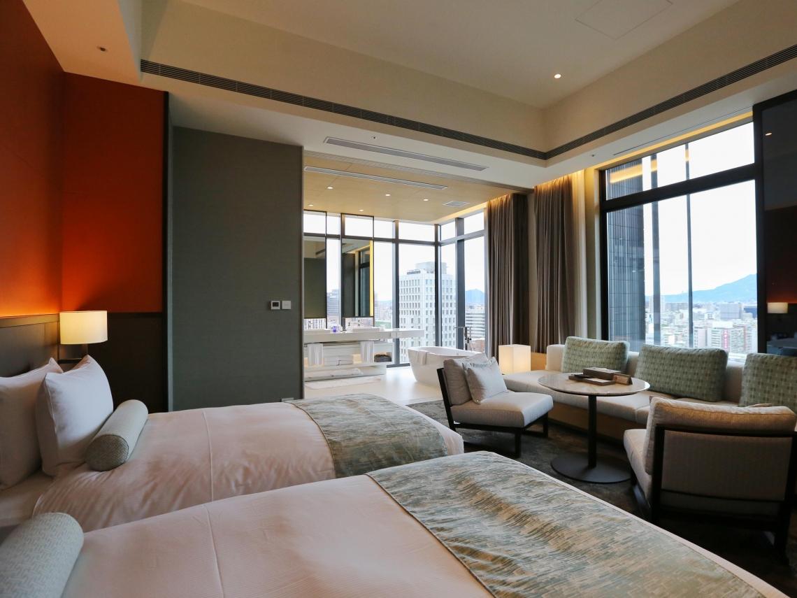 日商把海外第一次給了台灣! 5000元房價只收3000元 三井不動產在台首家飯店開張