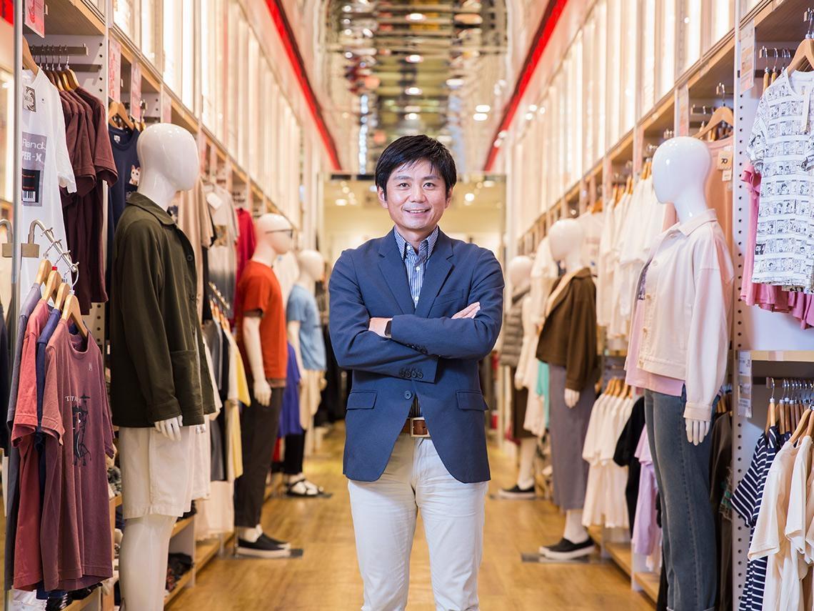 獨家專訪》UNIQLO來台10年變身台灣「國民品牌」 日籍CEO曝4大經營心法