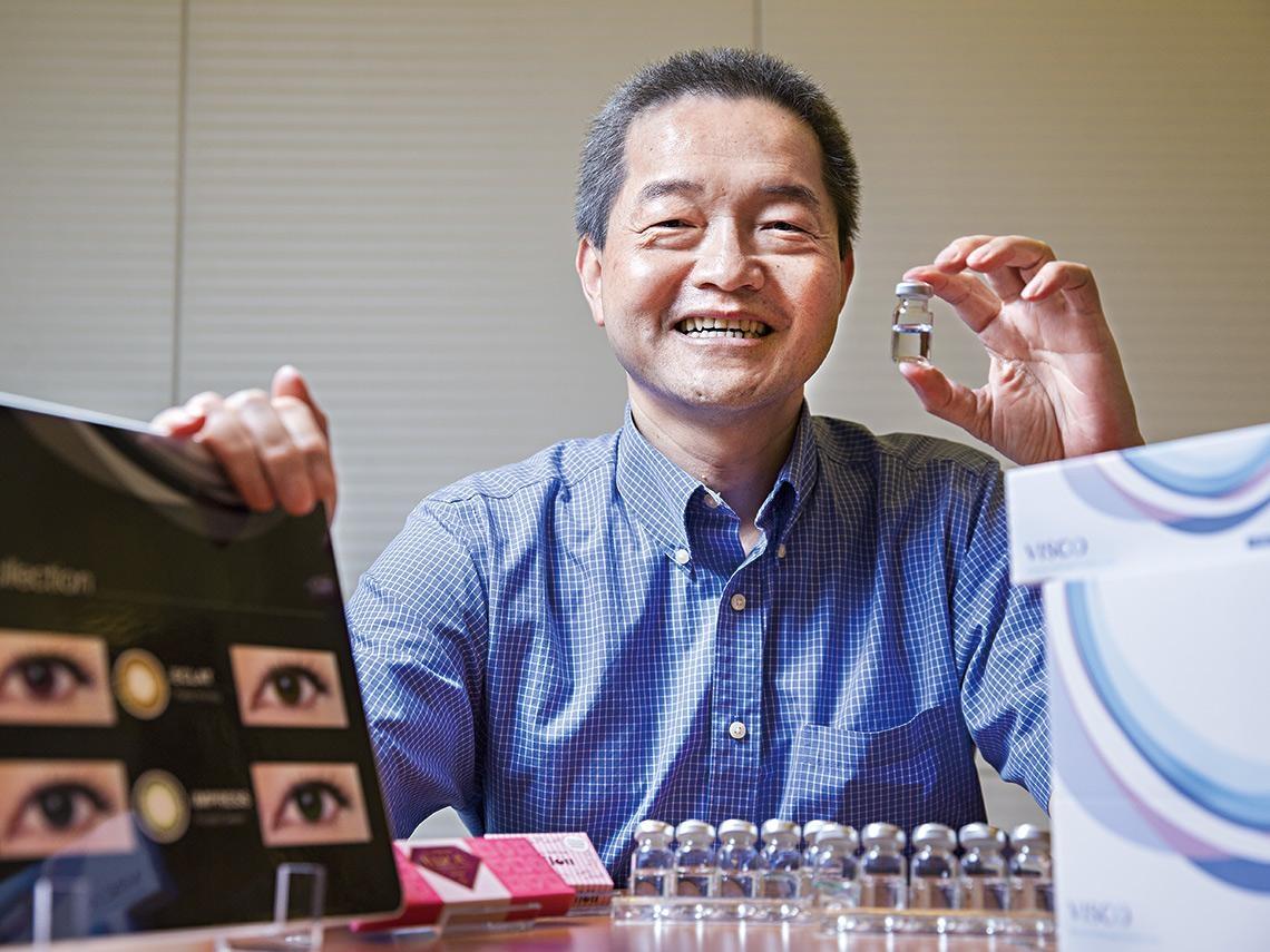 視陽光學邁向亞洲第一的崛起之路