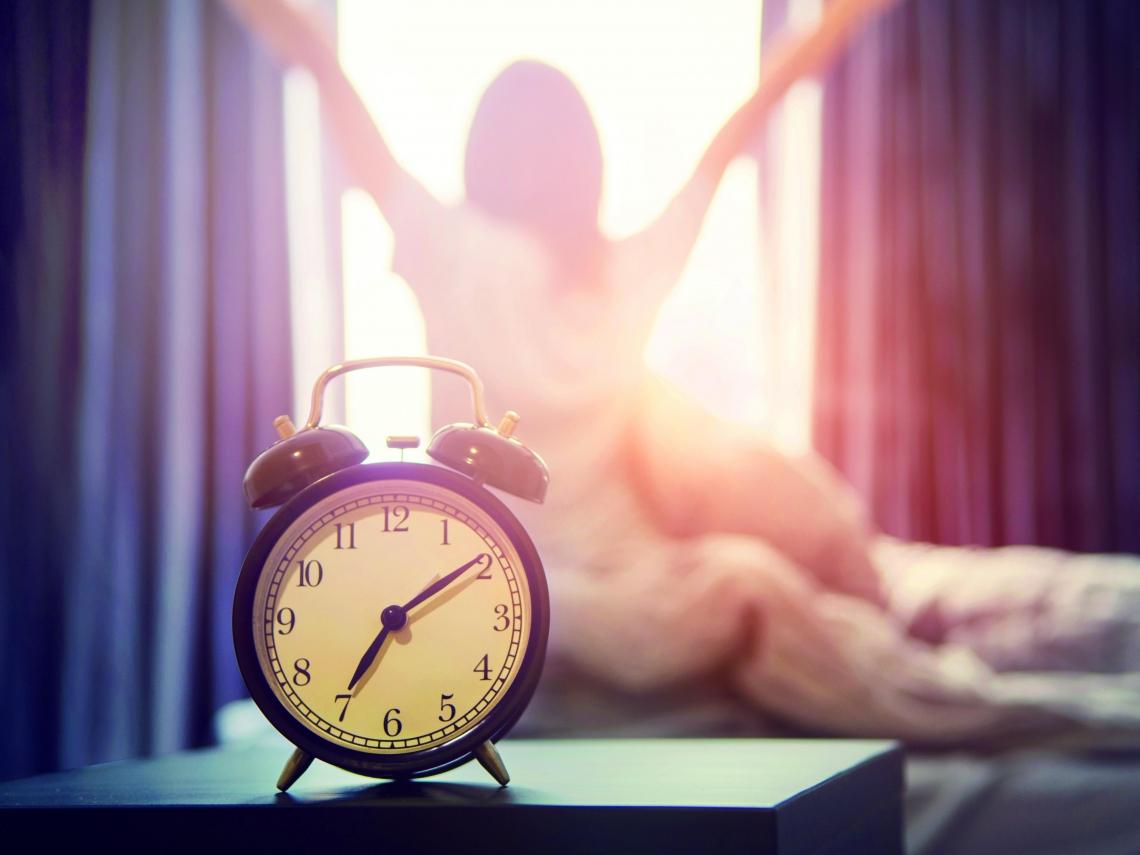 早起1小時比下午花4小時有效率,用20%的時間,完成80%事情