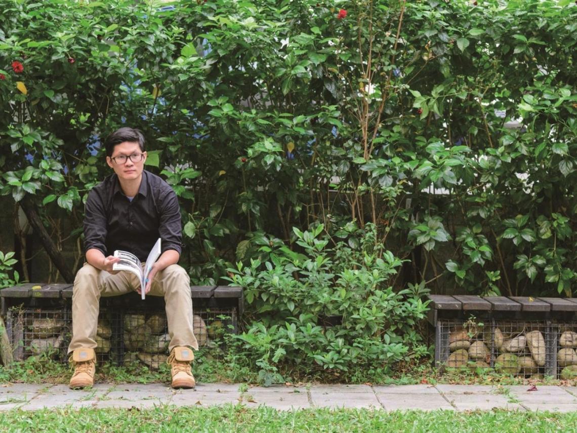一銓設計劉皓愷 以「3個圈圈」, 創造雋永的溫暖空間