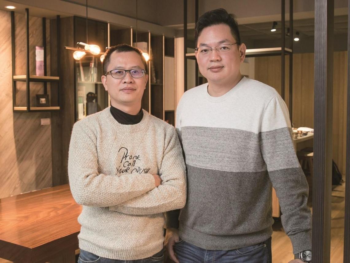 政紘設計陳政彥、池志良 堅持完美品質  綠建材是第一選擇