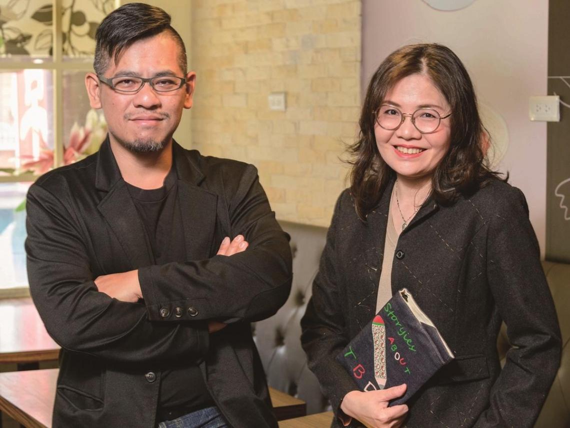 宏鼎泰設計黃智良、劉瑾瑜 專業與耐心,讓家人共同譜寫動人生命故事