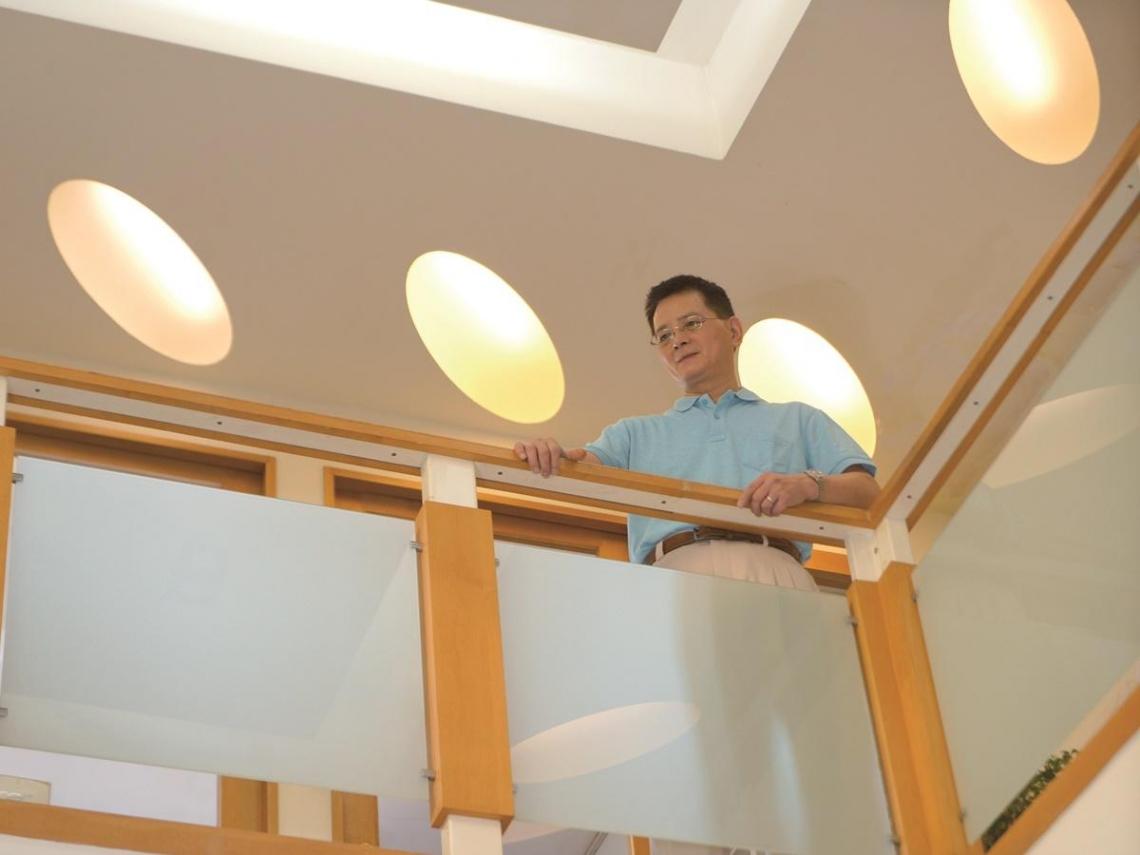 上方設計楊順雄 以健康無毒理念 實現客人心目中的夢想家園