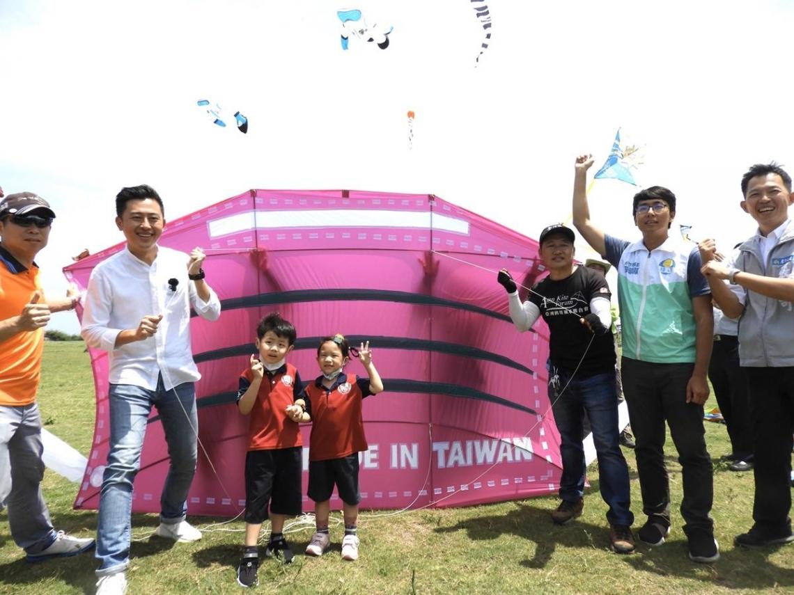 2020新竹市國際風箏節 8月29、30日登場放飛