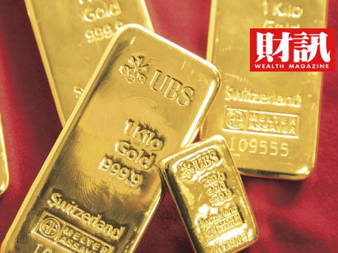 ETF推升黃金價格 也堆出市場泡沫?