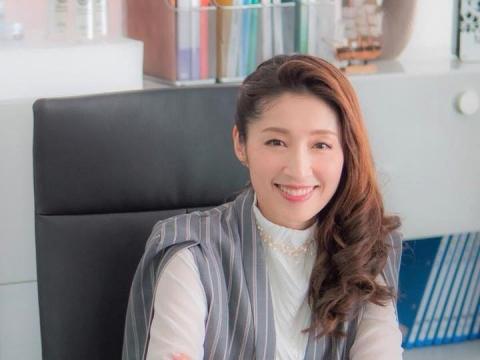 化妝只是幫助你的美!田中千繪:不放棄自我蛻變、內心充滿幸福感,才是真正美麗