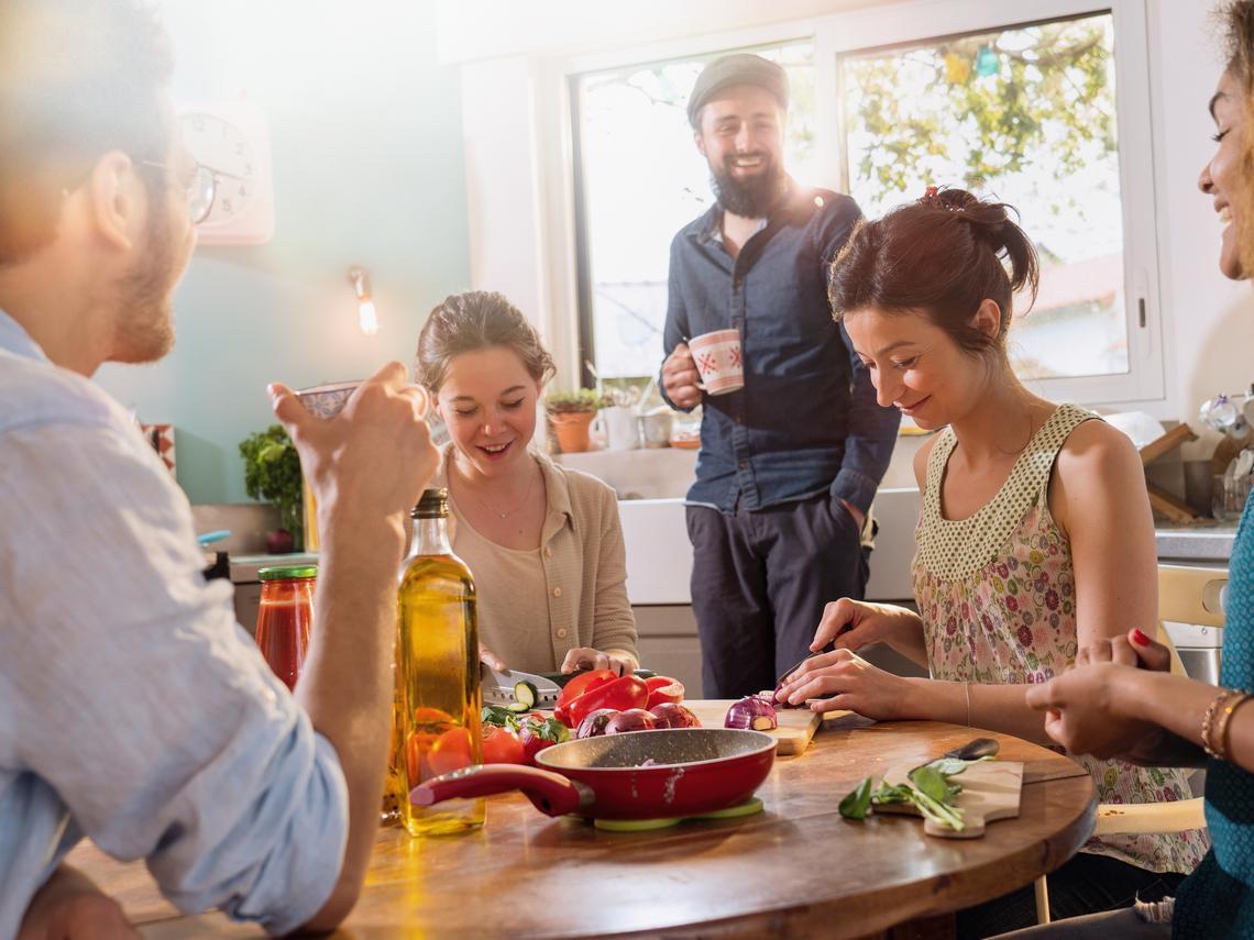 大家都宅在家後,雲端廚房成新商機?
