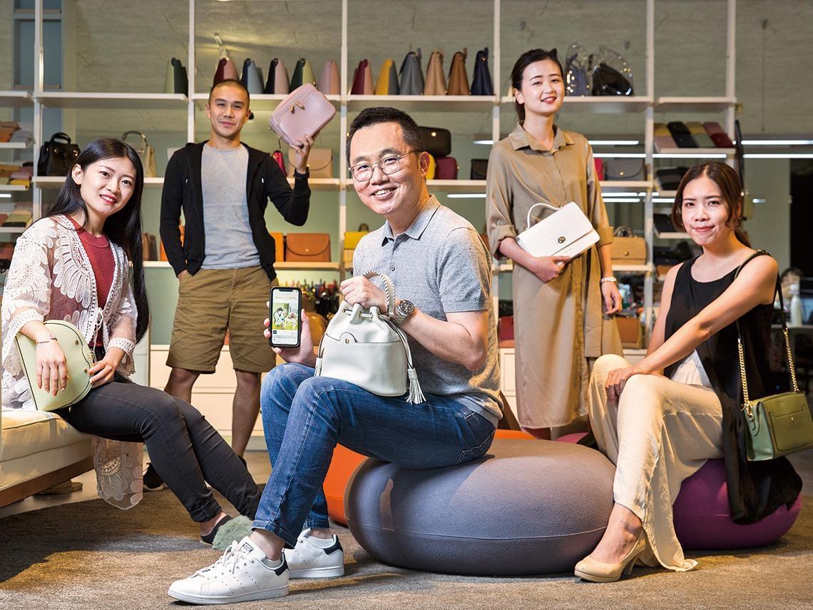 「限定、新品」吸引小資女眼球 電商門市互導購放大業績