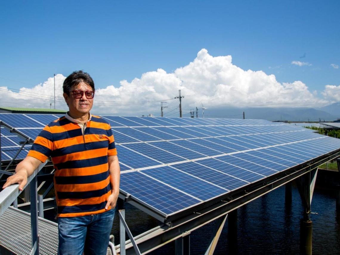 綠能新貴 720天成功抓住南台灣的陽光