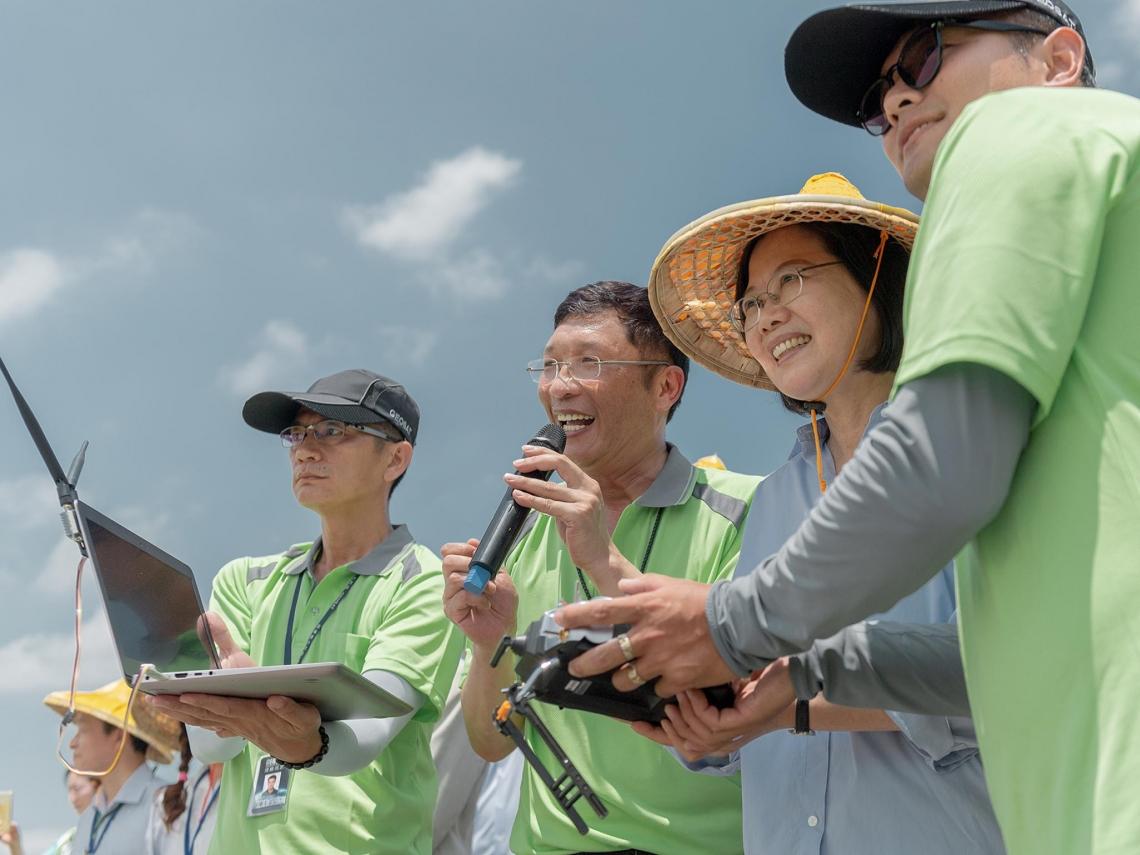 「當初回來就被家裡罵死啦!」留美航太博士棄NASA高薪,要用「無人機」撕下台灣「代工國家」標籤