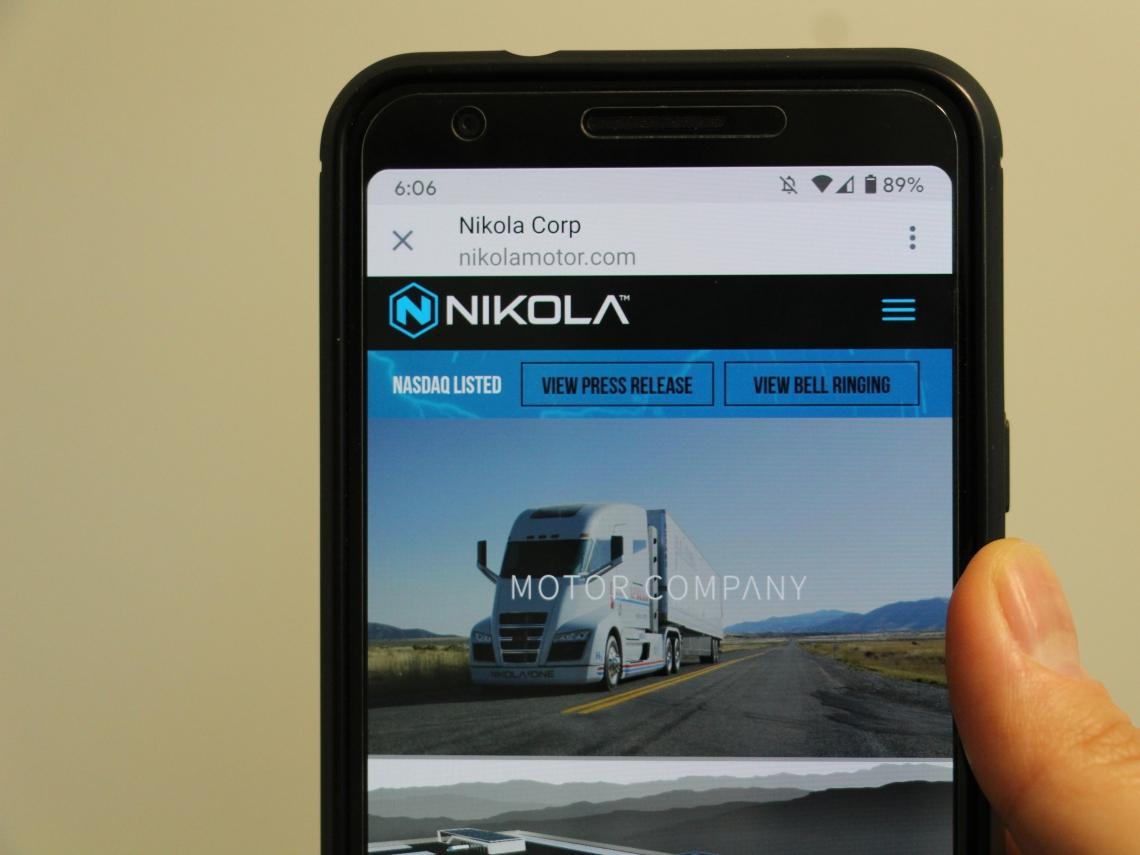 這是一場複雜的騙局!「卡車界特斯拉」Nikola被踢爆造假內幕:技術誇大、訂單灌水,連影片都假的