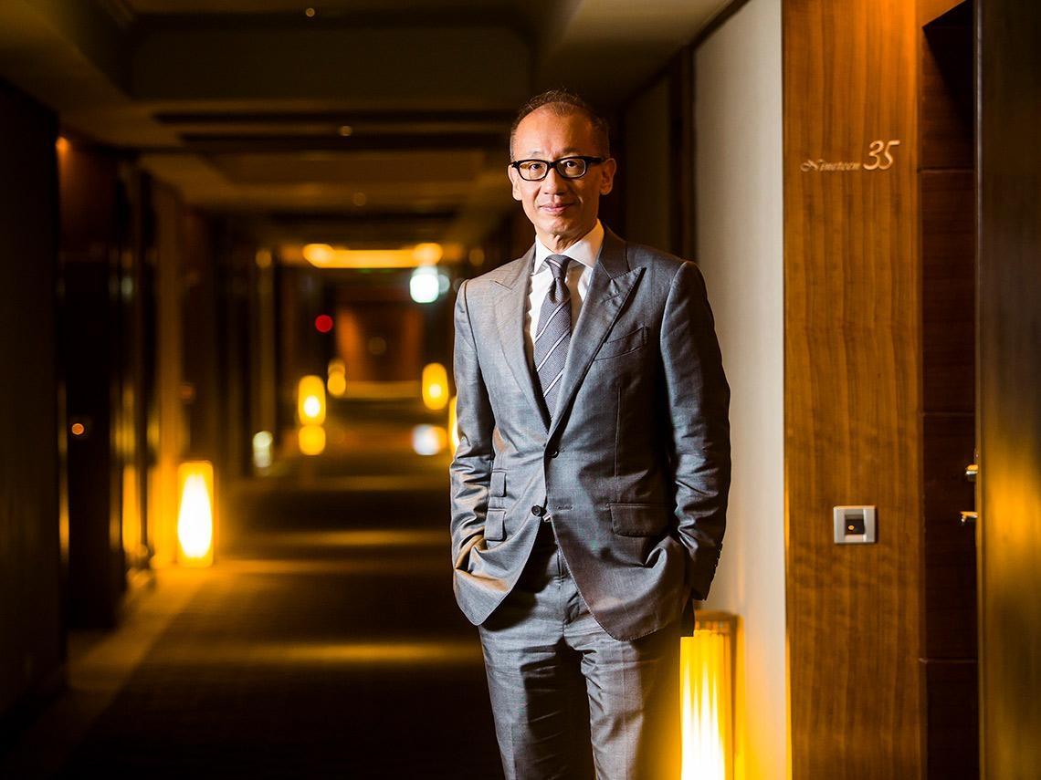 獨家專訪》逆勢中堅持不裁員、不減薪 晶華酒店董座為何認為台灣迎來30年一次大運?