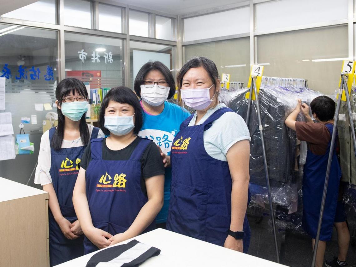 陪伴身心障礙者重拾職場自信,號召各界以愛支持全臺庇護工場