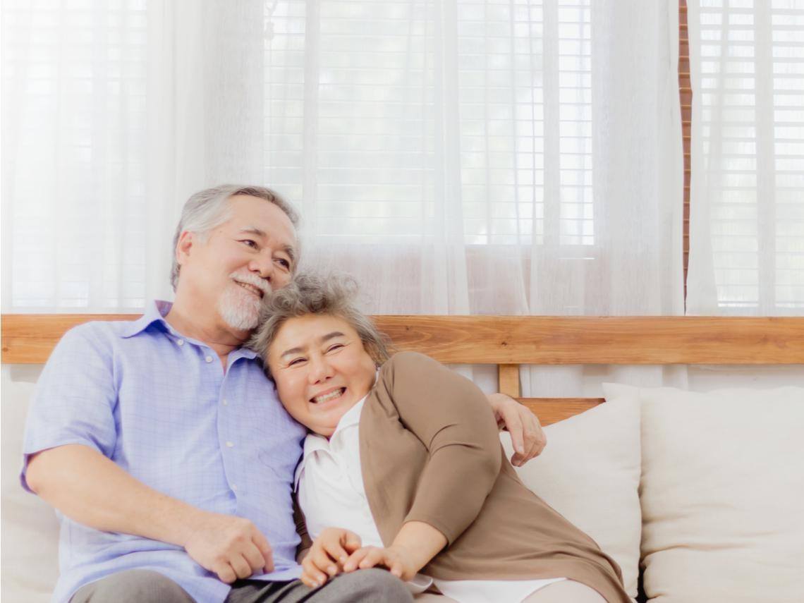 長照走到最後,奶奶的笑容中含著淚水,能否善終、心安,其實過程更甚結局