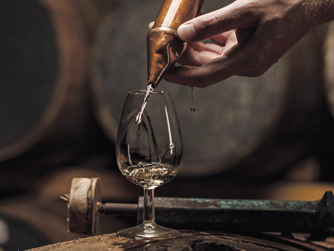 獨享「桶」包醇美威士忌